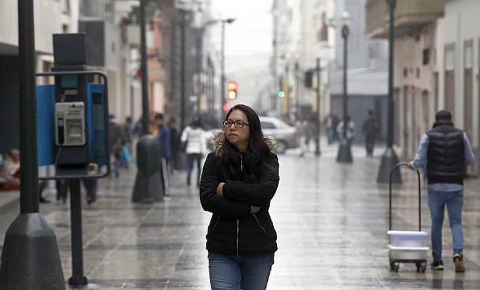 El Senamhi advirtió que el índice máximo UV en Lima alcanzará el nivel 13 este martes. (Foto: GEC)