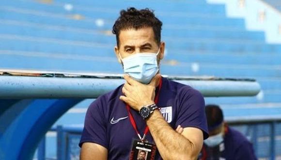 Daniel Ahmed no presentó una demanda contra Alianza Lima. (Foto: Liga 1)