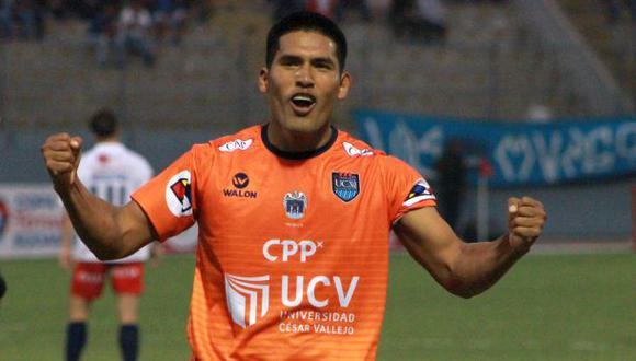 Andy Pando es nuevo delantero de Alianza Lima: jugará con Pajoy