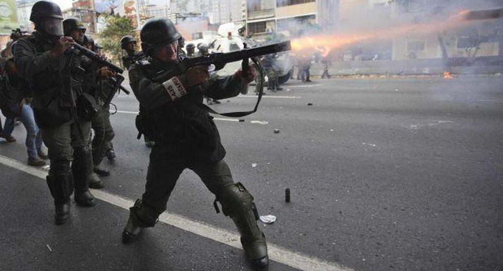 Venezuela: Policía es sospechoso de asesinar a joven opositor