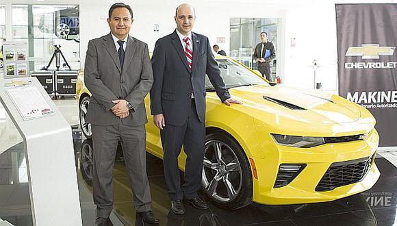 Chevrolet y Makine invierten US$1.5 mlls. en su tercer local