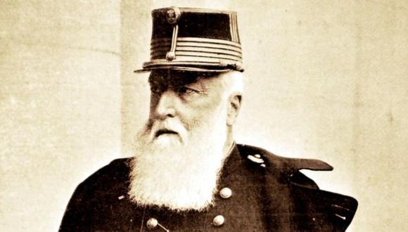 """Leopoldo II se declaraba """"propietario"""" del Congo."""