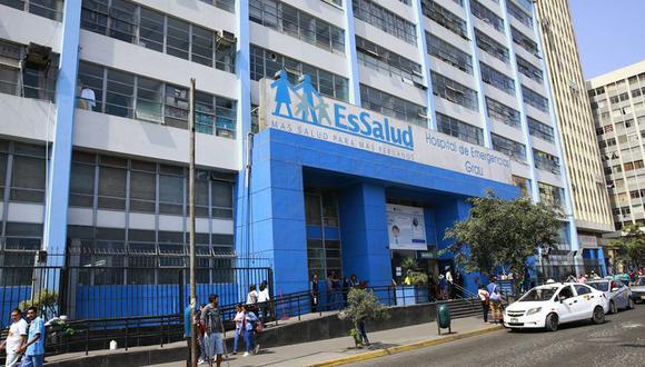 En el caso de los gobiernos regionales y locales se aplicará el Régimen de Sinceramiento de la deuda tributaria por concepto de aportaciones a Essalud. (Foto: GEC)