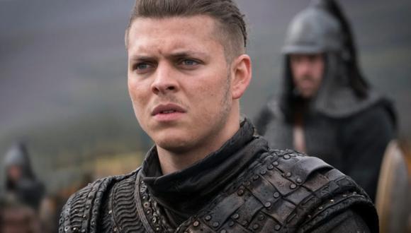 Alex Høgh Andersen, el actor que interpretó a Ivar el Deshuesado, se mostró satisfecho con el final del personaje (Foto: Vikings / Netflix)