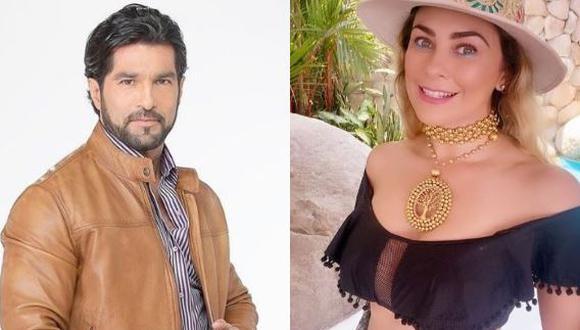 Arturo Carmona pide que ya no lo relacionen con Aracely Arámbula  (Foto: Instagram)