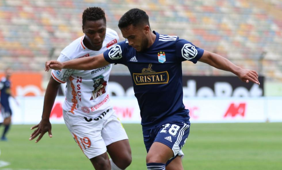 Sporting Cristal enfrentó al Ayacucho FC por la final de la Fase 2 | Foto: Liga 1