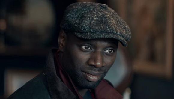 "Omar Sy interpreta a Assane Diop en la primera temporada de ""Lupin"" (Foto: Netflix)"