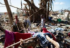 Bahamas teme por cifra final de muertos tras el furioso paso del huracán Dorian