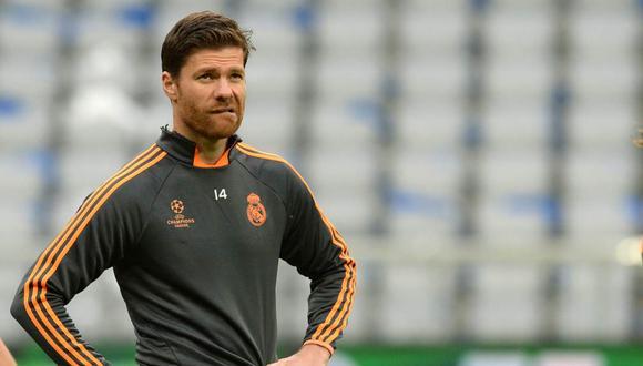 Xabi Alonso será el nuevo entrenador de Borussia Mönchengladbach de la Bundesliga. (Foto: AFP)