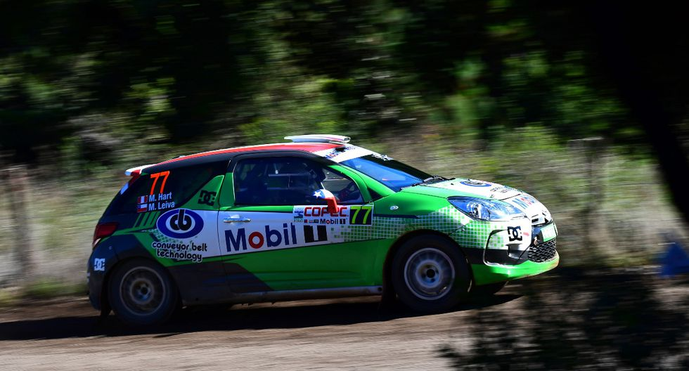 Este fin de semana se disputa la tercera fecha del Rally Mobil y Mario Hart defiende su liderato en la R3L y apunta a ser primero en la R3.