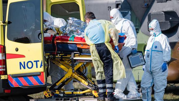 Coronavirus en Alemania | Últimas noticias | Último minuto: reporte de infectados y muertos hoy, sábado 26 de septiembre del 2020 | Covid-19| (Foto: JENS SCHLUETER / AFP).