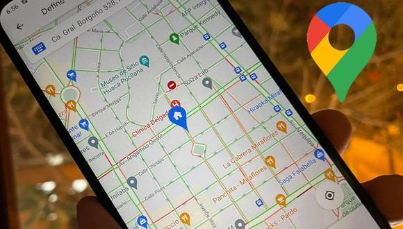 Conoce los pasos para poder elegir el lugar de tu casa en Google Maps. (Foto: Google)