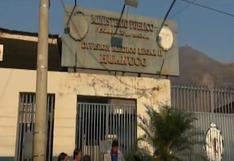 Huánuco: hallan restos de mujer y su hijo de 7 meses enterrados en descampado