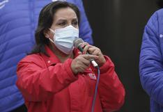 """Dina Boluarte y Betssy Chávez en carta abierta: """"No nos amedrenta la amenaza de expulsión de Perú Libre"""""""