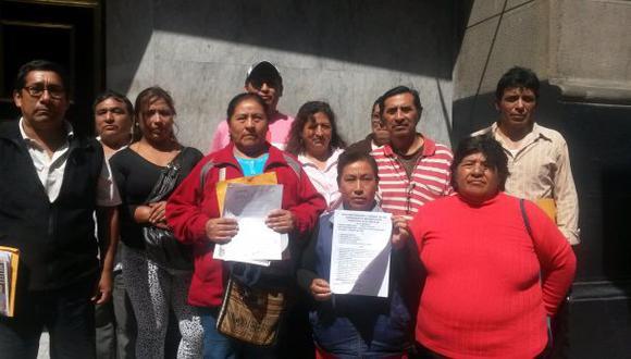 Minoristas de La Parada marcharán al municipio este jueves