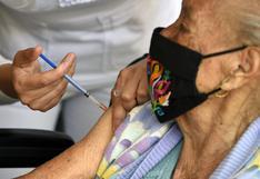México anuncia vacunación contra el coronavirus de adultos de 50 a 59 años a partir de mayo