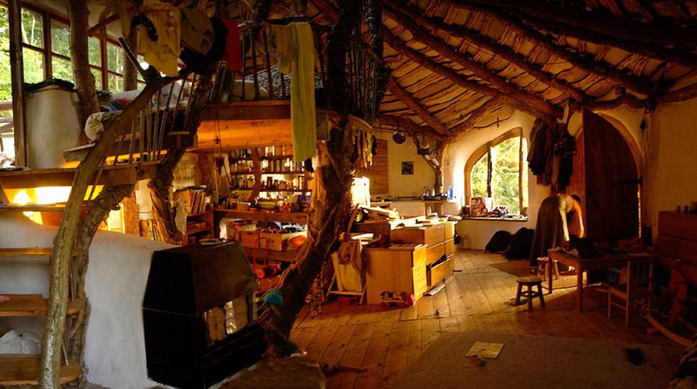 ¿Vivirías como un Hobbit? Mira esta casa inspirada en la cinta - 1