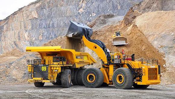 La minería creció en los primeros 11 meses de 2018. (Foto: GEC)