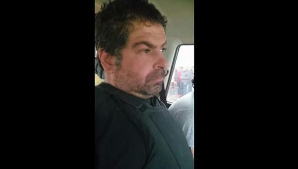 Así se ve Martín Belaunde Lossio tras ser capturado en Bolivia