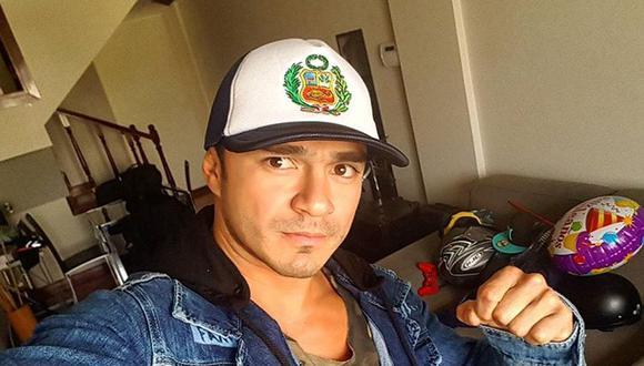 André Castañeda es un ex chico reality (Foto: Instagram)