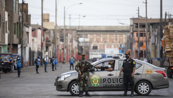 La Policía realizará patrullaje nocturno para evitar el regreso de los 'cachineros'. (Foto: Municipalidad de Lima)