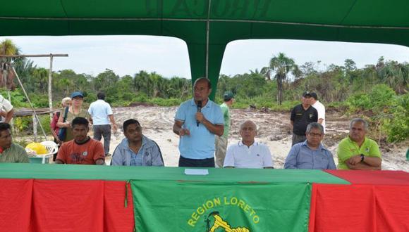 Loreto: dictan 4 años de prisión efectiva para ex presidente regional Yván Vásquez