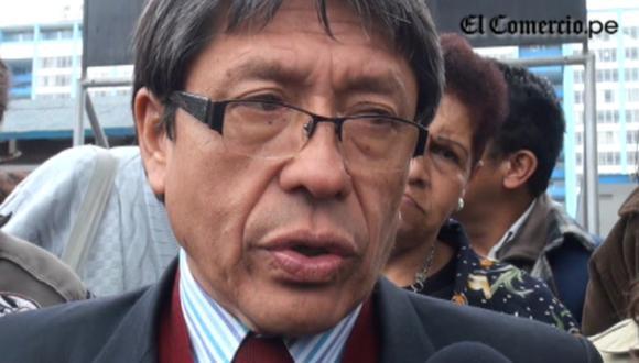 Ciro Castillo Rojo será director regional de Salud de Áncash
