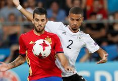 Alemania campeón del Europeo Sub 21: derrotó 1-0 a España en la gran final