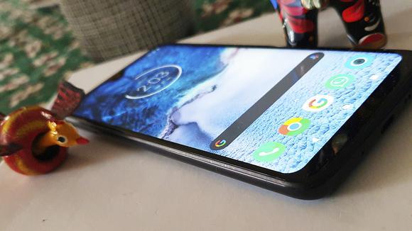 Este es el review final del Motorola One Macro. (Foto: La Prensa)