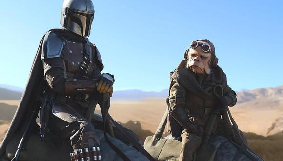 """""""The Mandalorian"""" fue creado por Jon Favreau como una manera de contar una historia que fuera """"evocativa de los géneros que inspiraron a George Lucas cuando estaba escribiendo el guion original de 'Star Wars'"""". (Foto: Lucasfilm)"""