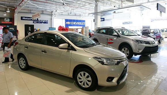 Venta de autos nuevos se contrajo un 6,8% en primer trimestre