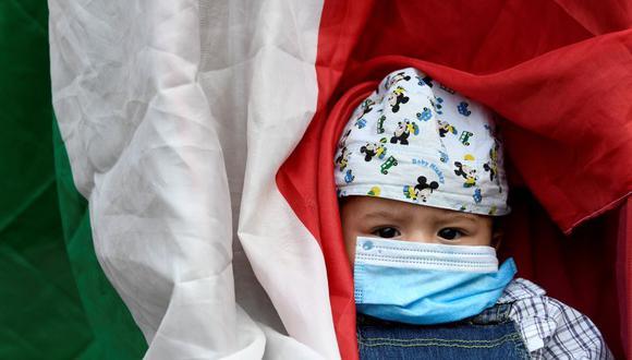 Coronavirus en Italia | Ultimas noticias | Último minuto: reporte de infectados y muertos hoy viernes 19 de junio del 2020. | Covid-19 | (Foto: REUTERS / Flavio Lo Scalzo)