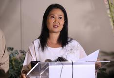 Keiko Fujimori: esta es la lista de precandidatos al Congreso de Fuerza Popular