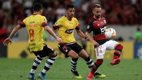 Vía ESPN | Flamengo vs Barcelona SC en vivo online: fecha, canales de TV y horario de la semifinal de Copa Libertadores | EN DIRECTO ONLINE | Fútbol en vivo | Resultados