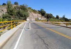 Moquegua: así se desarrolló el segundo día de paro indefinido contra Quellaveco