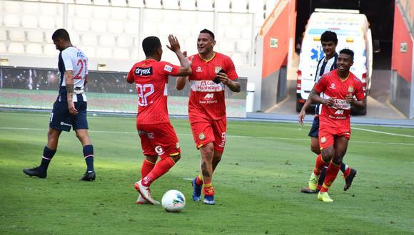 Sport Huancayo venció 2-0 a Alianza Lima en la última fecha de la Fase 2 de la Liga 1| Foto: @LigaFutProf