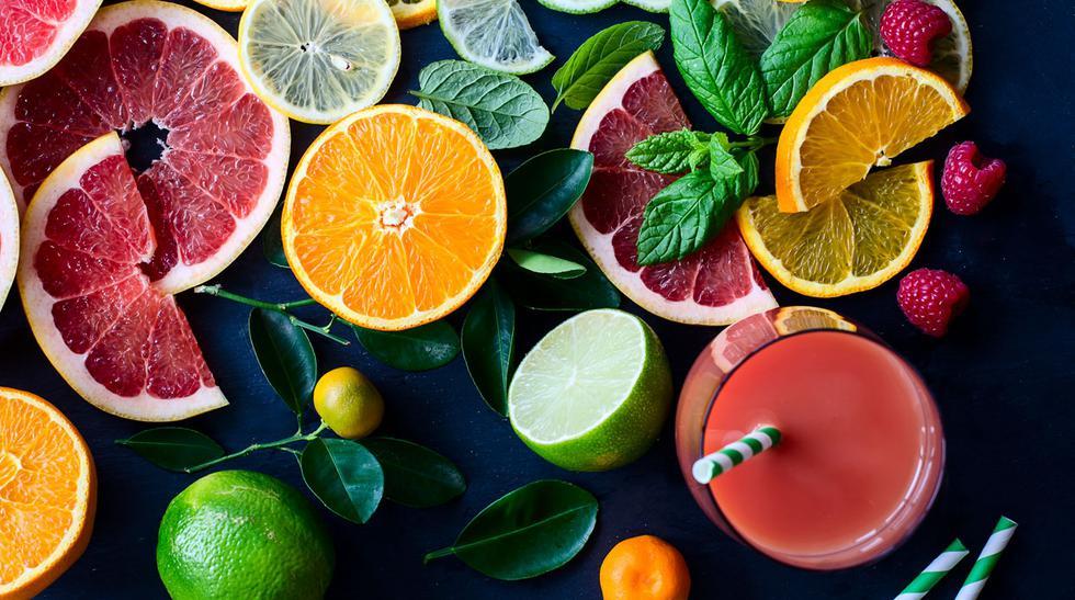 Nueve alimentos que te ayudarán a combatir la celulitis - 1