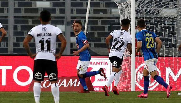 Fútbol mundial: VER, Colo Colo vs. Huachipato EN VIVO vía CDF Premium: 0-1  por la fech   NOTICIAS EL COMERCIO PERÚ
