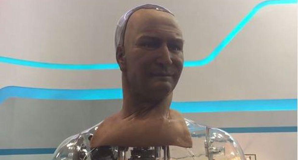 Desarrollan un expresivo robot que responde a gestos humanos
