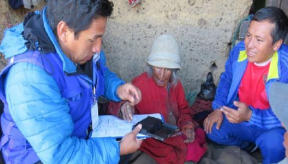 DNI a los 105 años: mujer más longeva de Áncash recibe por primera vez documento