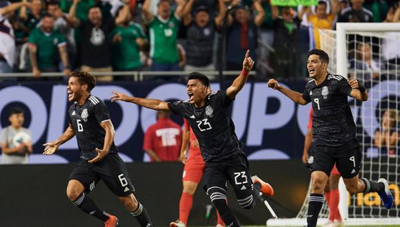 México venció 1-0 a Estados Unidos y se consagró campeón de la Copa Oro 2019 | Foto: México