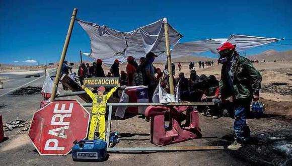 Chile: Se suspende negociación con trabajadores de Escondida