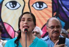 Elecciones 2021: Verónika Mendoza encabeza plancha presidencial de Juntos por el Perú