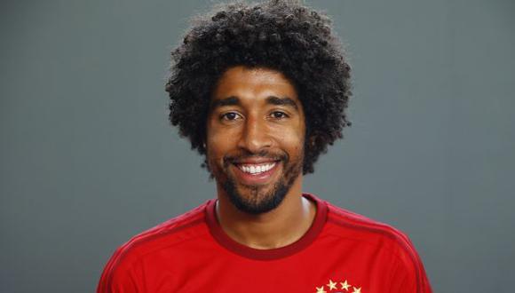 Dante dejó el Bayern Múnich y fichó por el Wolfsburgo