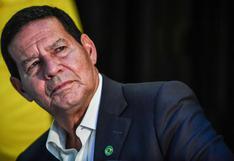 Brasil: Hamilton Mourao, el controvertido vicepresidente de Jair Bolsonaro