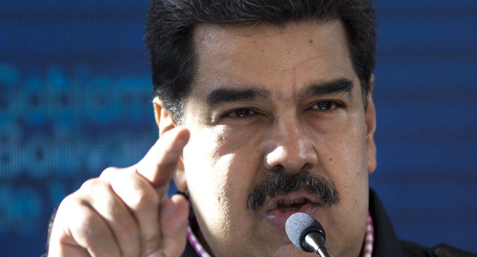 Nicolás Maduro denuncia que Estados Unidos puso en marcha plan de golpe de Estado en su contra. (Reuters).