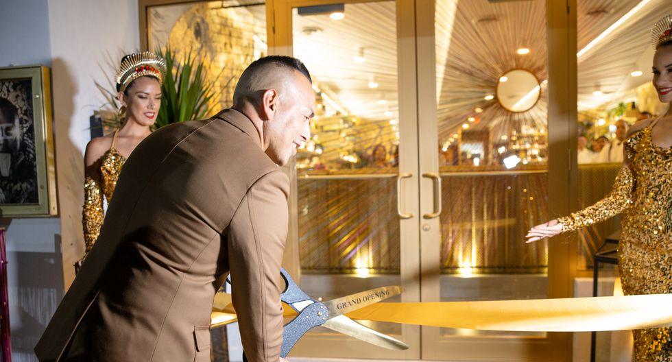 El pasado noviembre, Chipoco inauguró su quinto restaurante en Florida: se trata de un formato de inspiración nikkéi bautizado como INTI.MO. Está ubicado en el exclusivo Miami Beach.