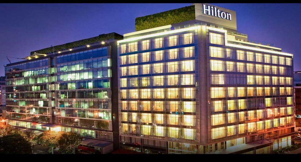 Hilton Lima Miraflores, Miraflores. En este hotel de lujo puedes disfrutar del Social Restaurant & Bar que ofrece comida fusión. Se encuentra en la Av. La Paz N°1099 y ofrece gimnasio, piscina climatizada al aire libre e hidromasajes en el último pis