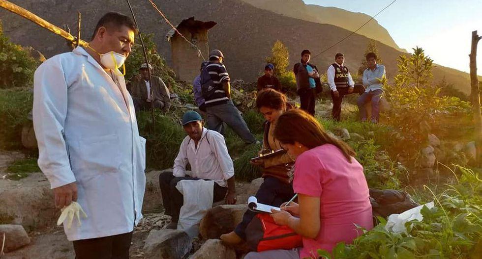 El municipio de Quillo trasladó a los pacientes más graves al hospital de Casma. (Foto: Municipalidad Distrital de Quillo)