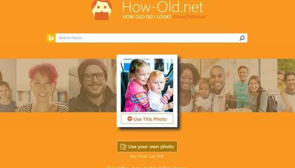 Microsoft calcula tu edad usando una fotografía
